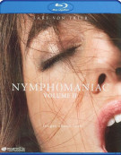 Nymphomaniac: Volume 2 Blu-ray