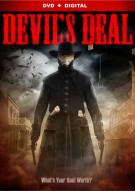 Devils Deal (DVD + UltraViolet) Movie