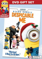 Despicable Me - Limited Editon Holiday DVD Gift Set Movie