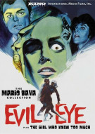 Evil Eye / The Girl Who Knew Too Much (Double Feature) Movie
