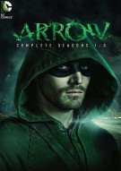 Arrow: The Complete Seasons 1-3 Movie