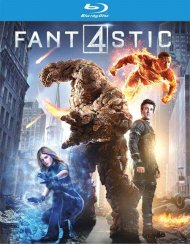 Fantastic Four (Blu-ray + UltraViolet) Blu-ray