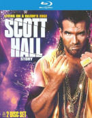 WWE: Living On A Razors Edge - The Scott Hall Story Blu-ray