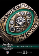 NFL Americas Game: 1968 New York Jets Super Bowl III Movie