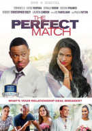 Perfect Match, The (DVD + UltaViolet) Movie