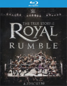 WWE: True Story Of The Royal Rumble Blu-ray