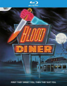 Blood Diner (Blu-ray + UltraViolet) Blu-ray