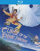 Curse of the Pink Panther Blu-ray
