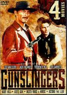 Gunslingers: 4-Movie Set Movie