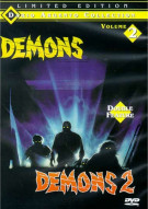 Dario Argento Collection 2: Demons/ Demons 2 Movie