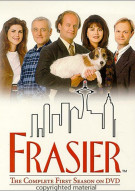 Frasier: The Complete First Season Movie