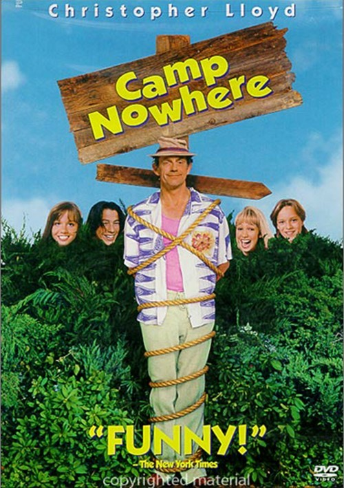 Camp Nowhere Movie
