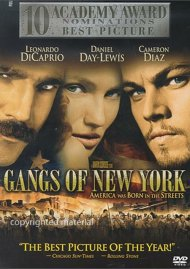 Gangs Of New York Movie