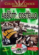 Abbott & Costello Double Feature: Africa Screams/ Jack & Beanstalk (Madacy) Movie