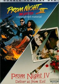 Prom Night III: The Last Kiss / Prom Night IV: Deliver Us From Evil (Double Feature) Movie