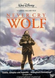 Never Cry Wolf Movie