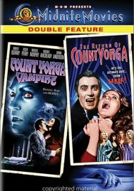 Count Yorga, Vampire / Return Of Count Yorga (Double Feature) Movie