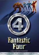 Fantastic Four: The Complete 1994-1995 Animated Series Movie