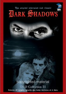 Dark Shadows: DVD Collection 21 Movie