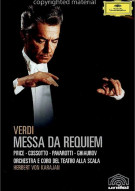 Verdi: Messa De Requiem Movie