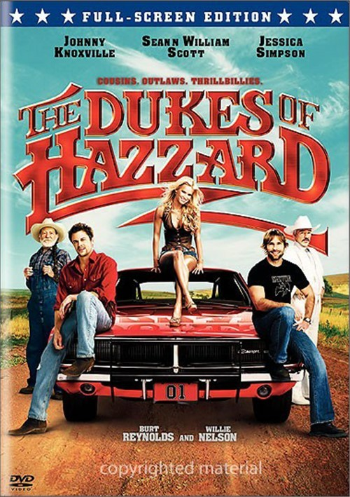 Dukes Of Hazzard (Fullscreen) Movie
