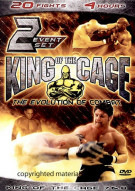King Of The Cage 7 & 8: The Evolution Of Combat Movie
