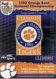 1982 Orange Bowl National Championship Movie