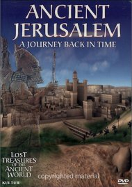 Lost Treasures Of The Ancient World: Ancient Jerusalem Movie