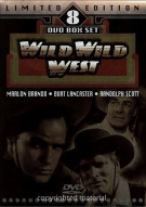 Wild Wild West: Limited Edition 8 DVD Box Set Movie