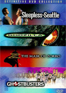 Definitive DVD Collection: 4 - Pack Movie
