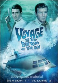 Voyage To The Bottom Of The Sea: Season 1 - Volume 2 Movie