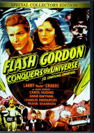 Flash Gordon Conquers The Universe (VCI) Movie