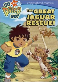 Go Diego Go!: The Great Jaguar Rescue Movie