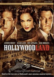 Hollywoodland (Widescreen) Movie