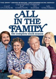 All In The Family: The Complete Sixth Season Movie