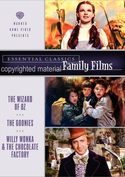 Essential Classics: Family Films Movie
