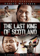Last King Of Scotland, The (Fullscreen) Movie