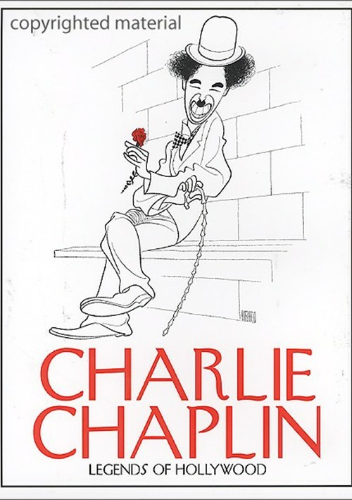 Legends Of Hollywood: Charlie Chaplin Movie