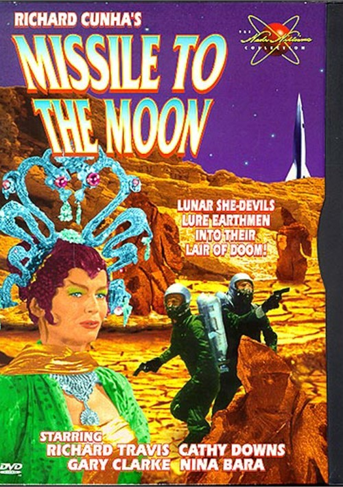 Missile To The Moon Movie