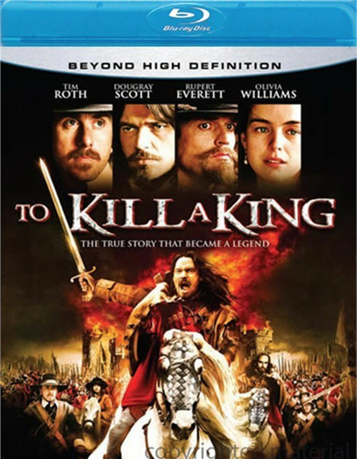 To Kill A King Blu-ray