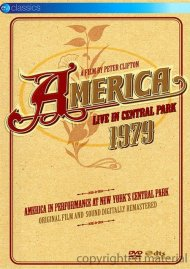 America: Live In Central Park 1979 Movie