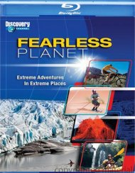 Fearless Planet Blu-ray