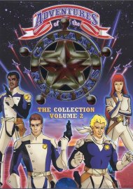 Adventures Of The Galaxy Rangers: The Collection - Volume 2 Movie