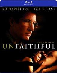 Unfaithful Blu-ray