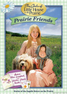 Girls Of Little House On The Prairie, The: Prairie Friends Movie