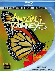 Amazing Journeys Blu-ray
