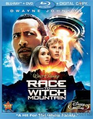 Race To Witch Mountain Blu-ray