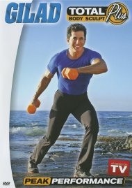 Gilad: Total Body Sculpt Plus - Peak Performance Movie