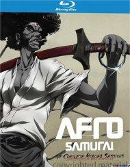 Afro Samurai: Season 1 & 2 Blu-ray