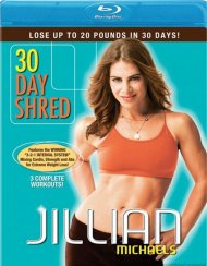 Jillian Michaels: 30 Day Shred Blu-ray